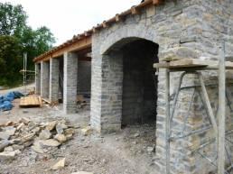 Construction écologique, la pierre