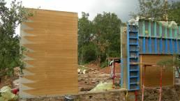 Construction en pisé