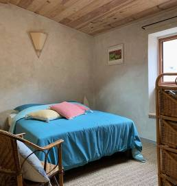 Rénovation d'une ancienne maison de village à Sauve (Gard)