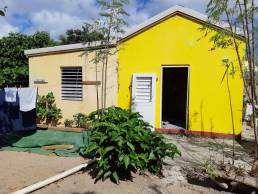 Reconstruction paracyclonique à St-Martin (Antilles)