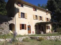 Rénovation d'une maison à Lassalle (Gard)